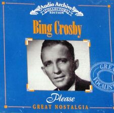 BING CROSBY ~ Please ~ CD Album ~ VGC!