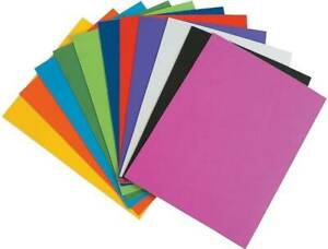A4 Multi Coloured Activity Paper Pad with 70 Sheets 80gsm Kids Art & Craftwork
