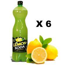 Lemonsoda PET 6 x 1,5 lt. - Campari Group Lemon Soda