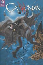 Catwoman TPB (tedesco) #1 Erlangen-Variant lim.333 ex. il nuovo universo DC -