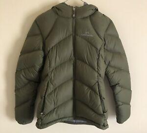 Katmandu womens jacket. Size 8.  Duckdown fill. Never worn.