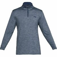 Under Armour Mens 2019 Playoff 2.0 1/4 Zip Golf Sports Shirt Top Pullover
