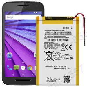 For Motorola Moto G 3rd Gen XT1548 G3 FC40 Replacement Battery USA