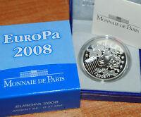France 2008 EUROPA 1,5 euro Silver Proof - Francia 1 1/2 euros plata silber