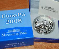 France 2008 EUROPA 1,5 euro Silver Proof - Francia 1 1/2 euro plata silber