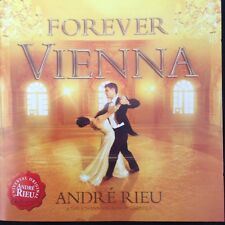 ANDRE RIEU ORCHESTRA : FOREVER VIENNA  2009 CD + DVD Live at the Albert Hall