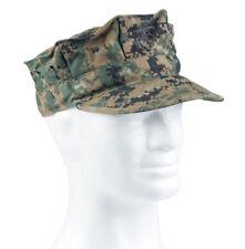 US MARINES USMC ARMY MARPAT woodland Digital MCCUU Cover Mütze cap M / Medium