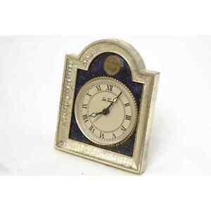 Seth Thomas Tempus Fugit Travel Mini Mechanical Wind Clock