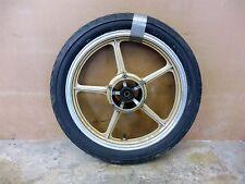 1985 Yamaha Virago XV700 Y631. front wheel rim 19in