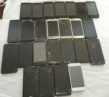 0000001A Lot of 25 Lg, Samsung & 000002Ff ; other cell phones smartphones For parts/Repair