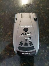 Beltronics RX65 Professional Series Radar Detector - RED Display