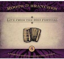 CD de musique live folks roots