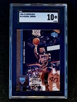1996 Upper Deck #16 Michael Jordan SGC 10 Pop 5