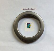 50 mm Oeillet Anneau (GRANITE couleur) Pour Oeillet Rideaux-tissu/tape