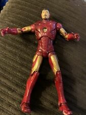 Marvel Legends Iron Man Tony Stark Iron Man Figure! Tight Joints Smoke Free!