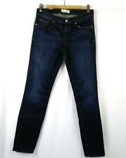 Madewell Womens Jeans Tapered Dark Wash Stretch size 28