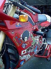 Ducati 748/916/996 1994-2001 Black R&G Racing Crash Protectors CP0008BL