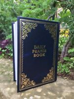 Jewish Sidour Daily Prayer Book Hebrew & English Sidur - Small Size