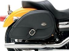 Saddlemen - 3501-0459 - Drifter Teardrop Saddlebags with Shock Cutaway (pair)
