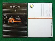 5976 Advertising Pubblicita' Cartolina Card 15x10 cm - LANCIA YPSILON MOMO AUTO