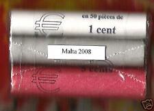 Malta   1 cent + 2 cent en 5 cent    Rollen   2008   UNC