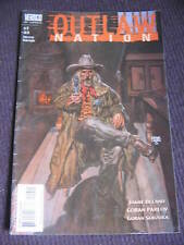 VERTIGO DC COMICS - OUTLAW NATION #9