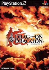 DRAG-ON  DRAGOON PS2 NTSC / J SCAJ 20020 USATO USED JP