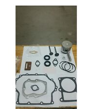 Club Car Gas Golf Cart 1986-1991 341cc Engine Piston Gasket Kit with valves