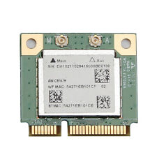 Dual band 433Mbps Realtek RTL8821AE 802.11ac WiFi Bluetooth 4.0 MINI PCI-E Card