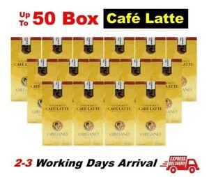 ORGANO GOLD Cafe Latte Ganoderma Coffee Gourmet Reishi Free Express Shipping