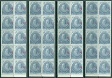 INDIA : 1965. Scott #M62. 40 stamps. Very Fine, Mint Never Hinged. Catalog $160.