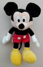 "Disney 10"" MICKEY MOUSE Soft Plush Toy"