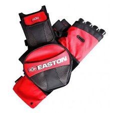 Easton Flipside 4-Tube Hip Quiver Red 222713|SL
