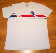 Adidas  'Euro 2000 Final (France-Italy)' -  Official Euro 2008 football t shirt