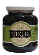 Greek Cypriot Nikis Sour Cherry Vyssino Spoon Sweet Glyko 470g (16.6oz)