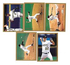 1999 TOPPS MLB BASEBALL PITTSBURGH PIRATES TEAM SET (9) RAMIREZ,KENDALL,SCHMIDT