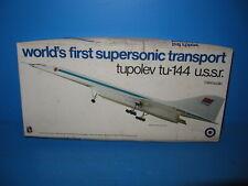 Entex 1:144  Tupolev Tu- 144 U.S.S.R Ungebaut  in OVP No. 8457