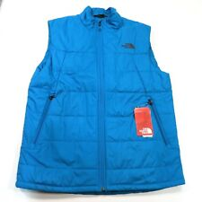 $89 Men's North Face Bombay Insulated Vest - Size Large - Brilliant Blue - NWT