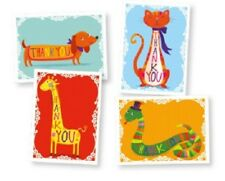 Thank You Cards - Animal Designs