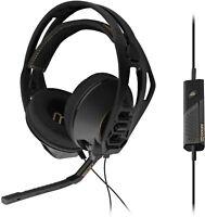 Plantronics RIG 500HD Black Headband 203803-01 USB Gaming Headset for PC