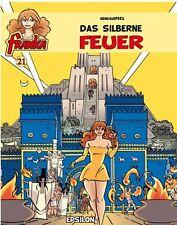 FRANKA # 21 - DAS SILBERNE FEUER - EPSILON 2011 - HENK KUIJPERS - TOP