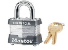 "Master Lock 3Ka-0356, 1-1/2"" Laminated Padlock, Keyed Alike To #0356"