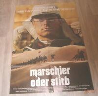 A1 Filmplakat MARSCHIER ODER STIRB , TERENCE HILL