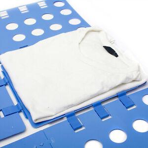 Wäschefalter Wäsche-Faltbrett PREMIUM Wäschefalltbrett Falthilfe Hemdenfalter