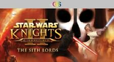 STAR WARS Knights of the Old Republic II 2 The Sith Lords Steam Key PC [Global]