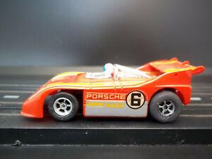Vintage, Aurora, AFX, Tyco, etc... Porsche   (Item #1722)