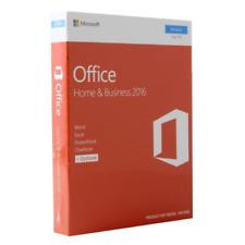 Microsoft Office Home and Business 2016 clave de activación para ventana