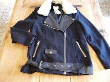 Papaya Hip Length Casual Coats & Jackets for Women