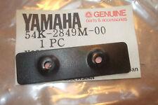 Yamaha XVZ12 XVZ13 1985 > 1993 Genuino Bolsa Sillin nos Tuerca - # 54K-2849M-00