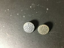 Medieval Buttons - Lot of 2 - A101 - Button